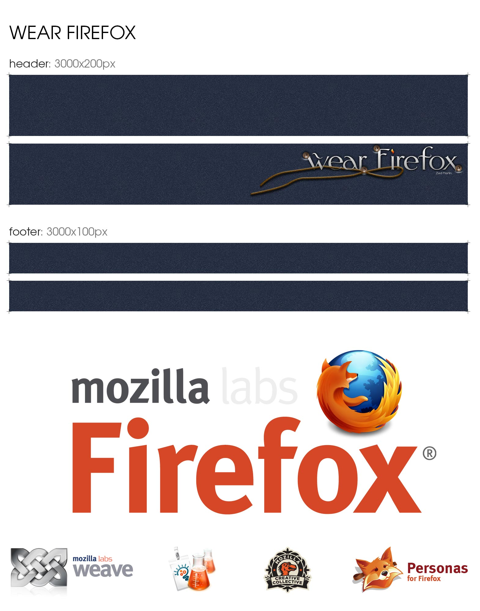 zedmarlin.it - Choose the (IM)possible Mozilla Labs