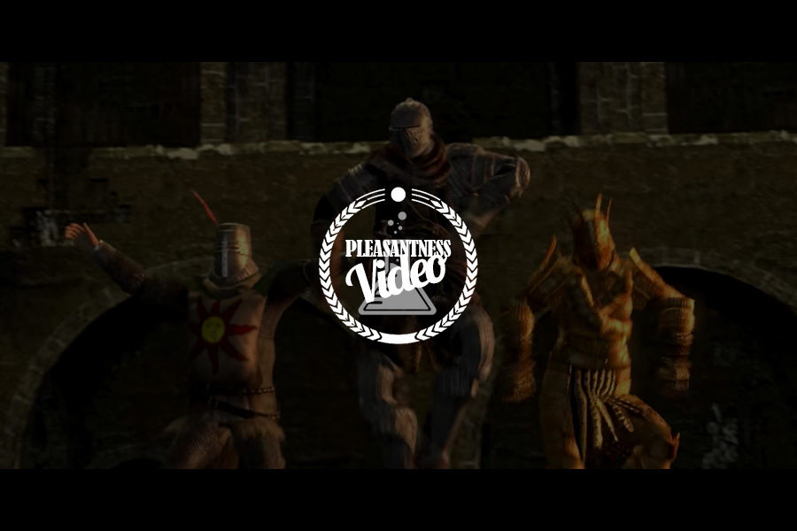 Dark Souls with your best mates