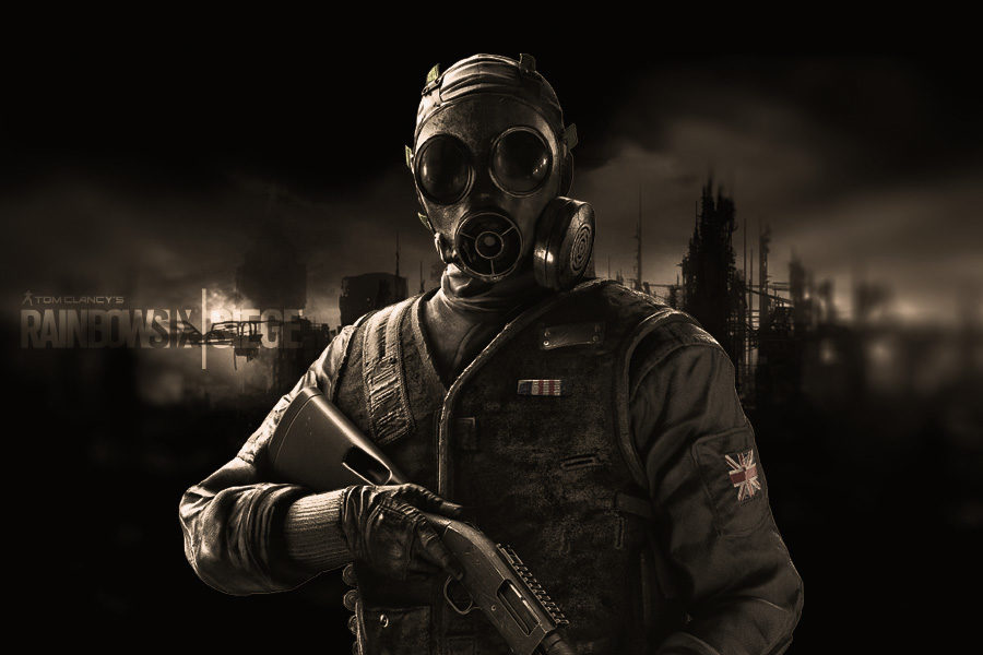 Rainbow Six – Thatcher